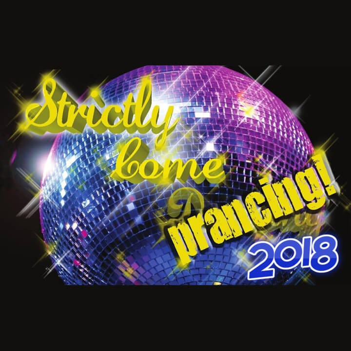Strictly Come Prancing is coming soon