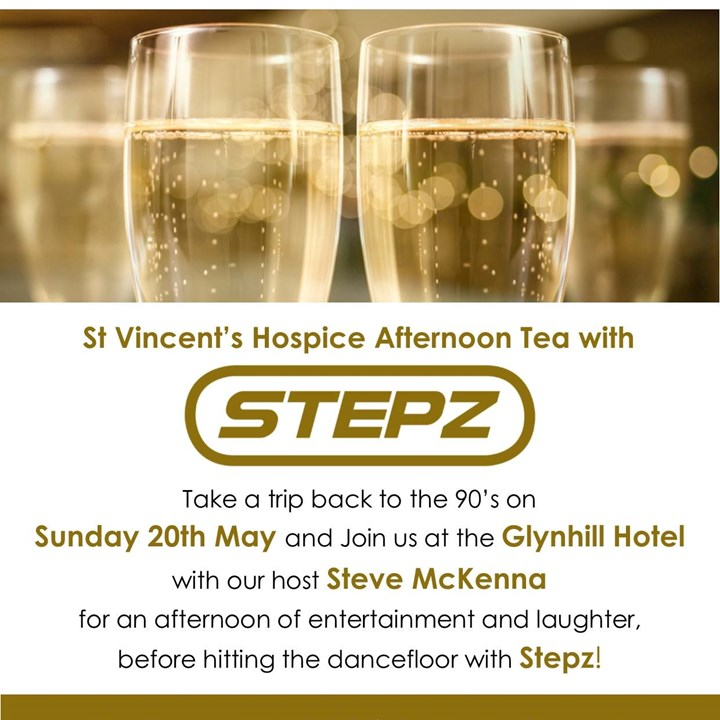 Jump back to the 90s with an Afternoon with Stepz
