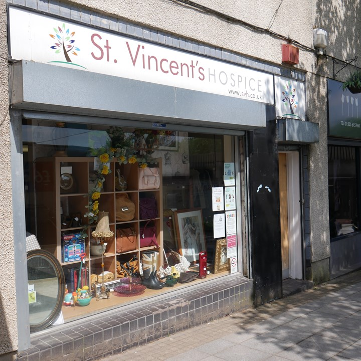 St. Vincent's Shops