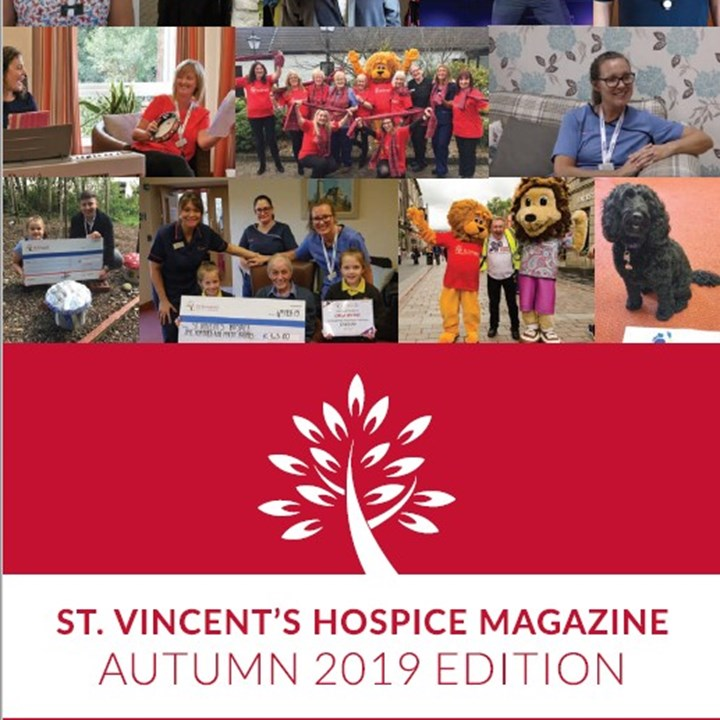 The New St. Vincent's Magazine is Out Now!